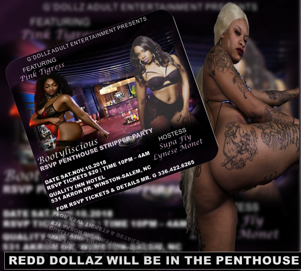 bootyliscious party 11.10.2018 redd