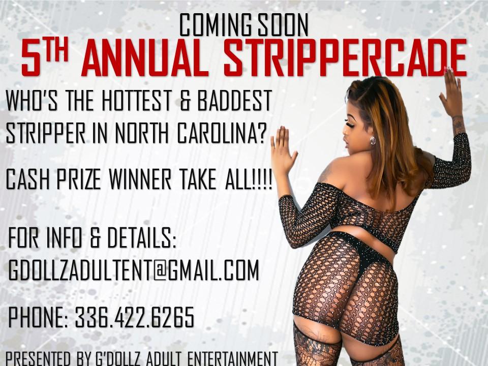 strippercade 5 promo 2